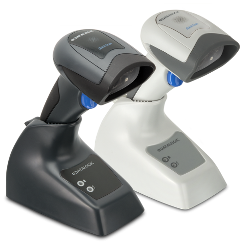DATALOGIC QBT 2131 WIRELESS BARCODE SCANNER